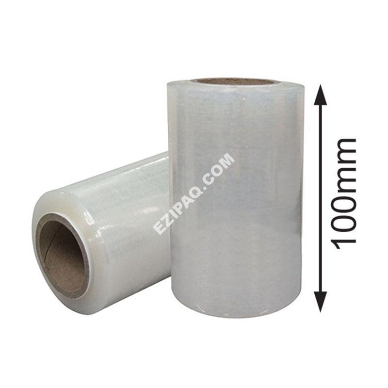 Mini Stretch Film Wrapping Roll 100mm